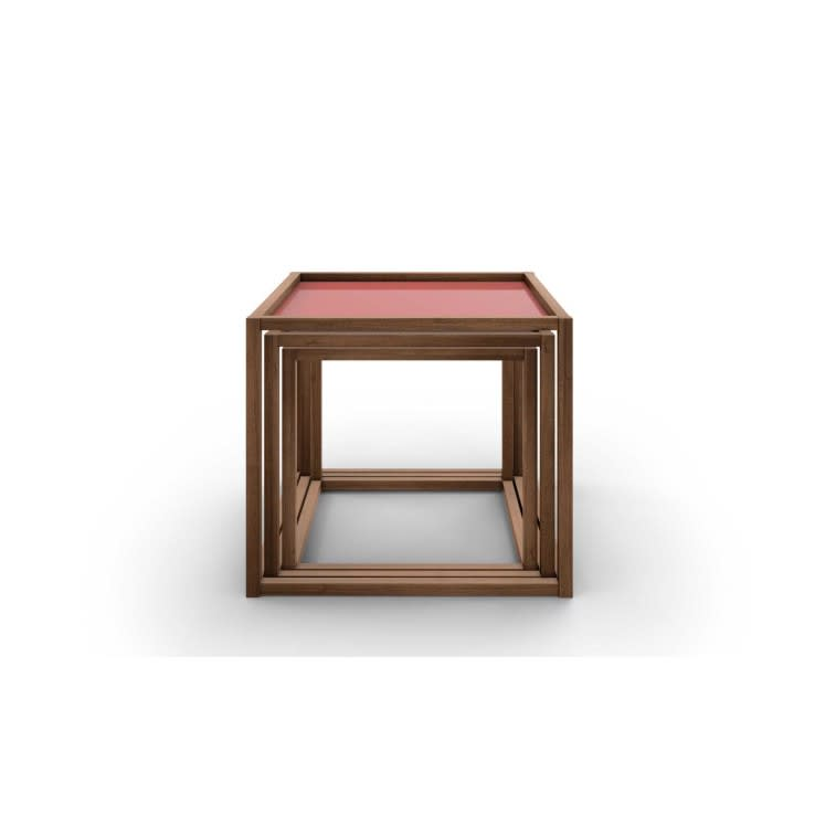 Cassina Nest of Tables, set of three side tables