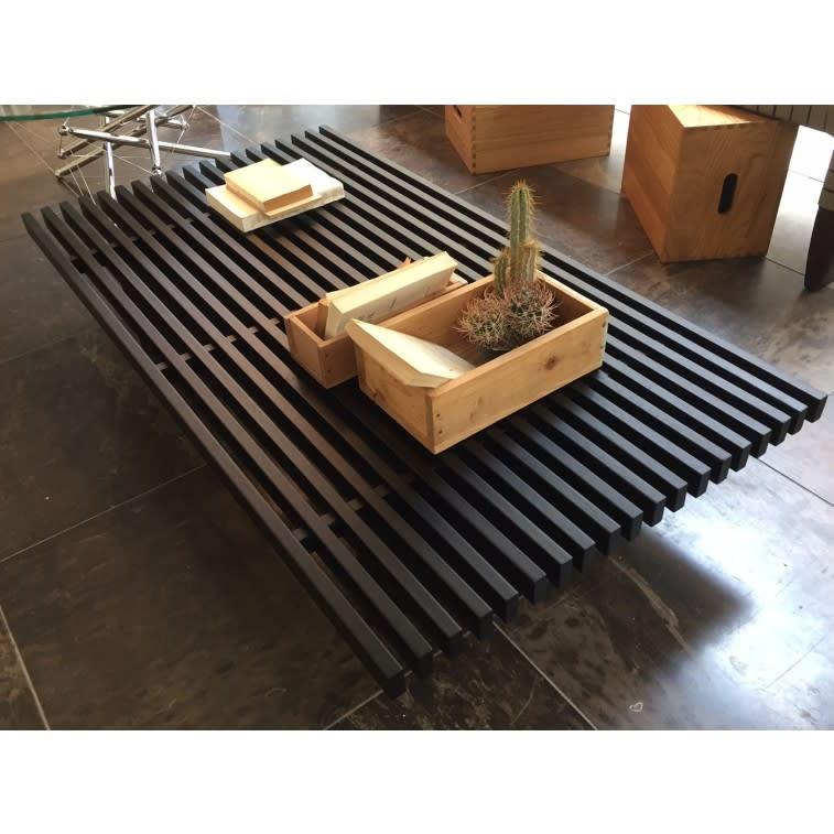 tavolino cassina refolo nero