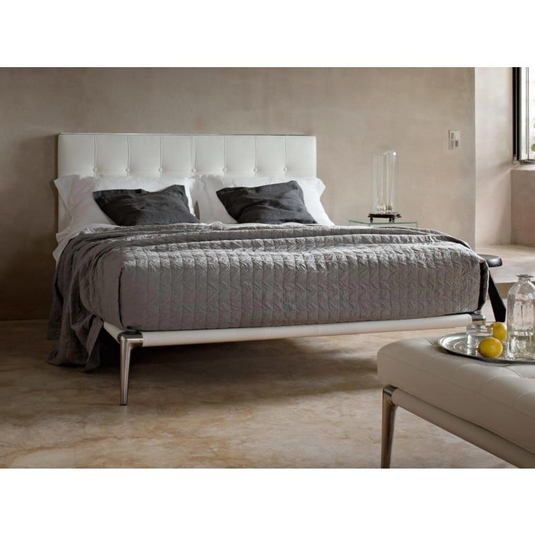 Volage Bed L26 slim -Bed-Cassina-Philippe Starck