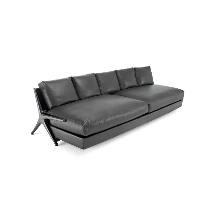 Ceccotti DC Sofa leather