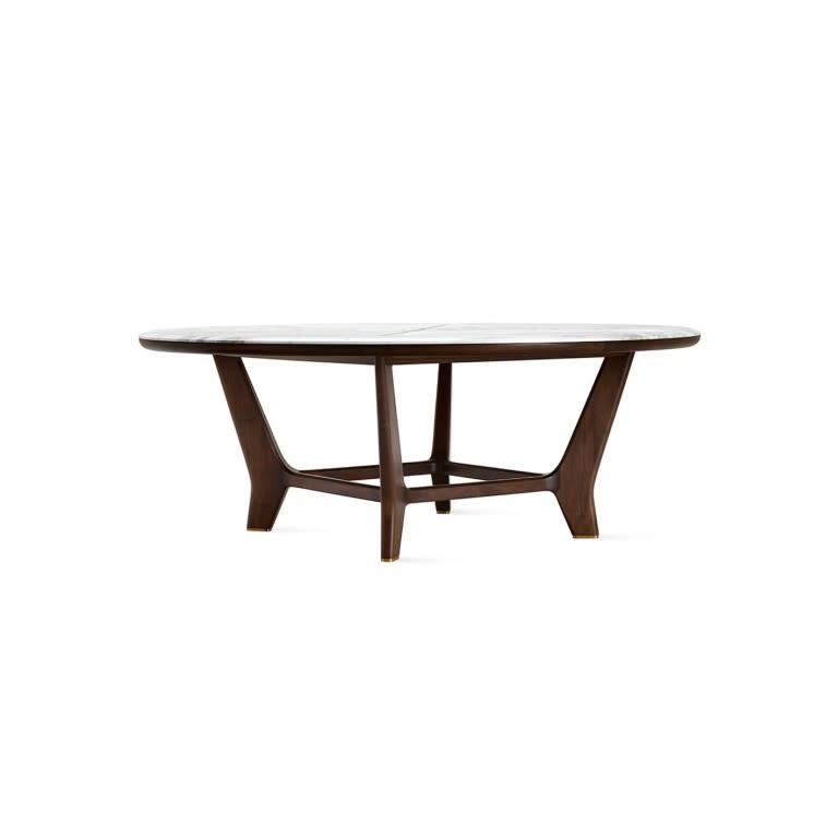 Ceccotti Grand Diner table round