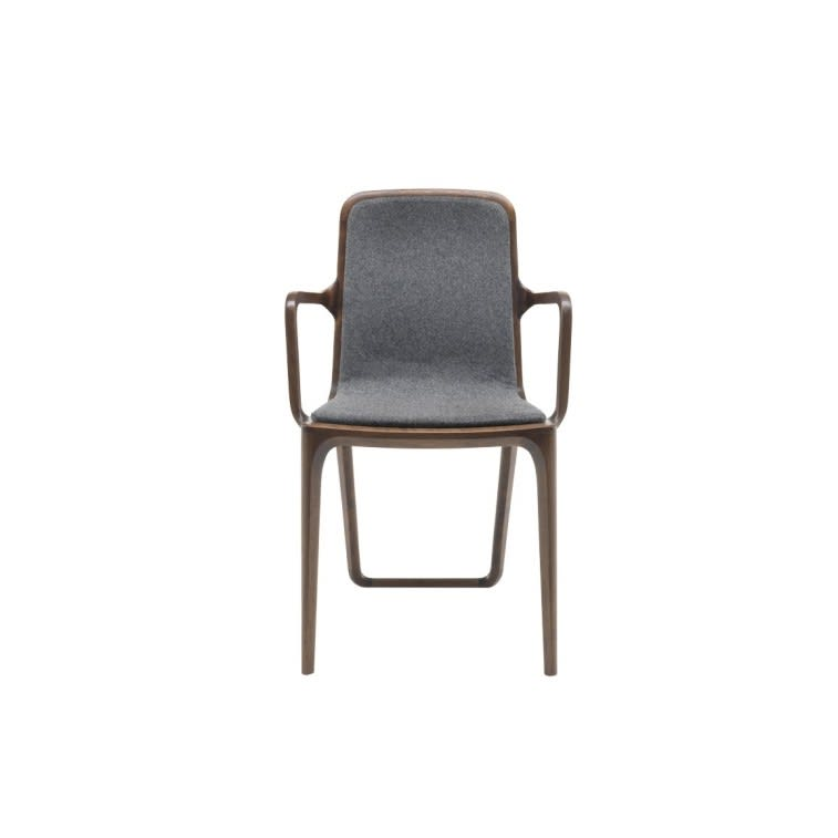 Ceccotti Otto chair with armrests
