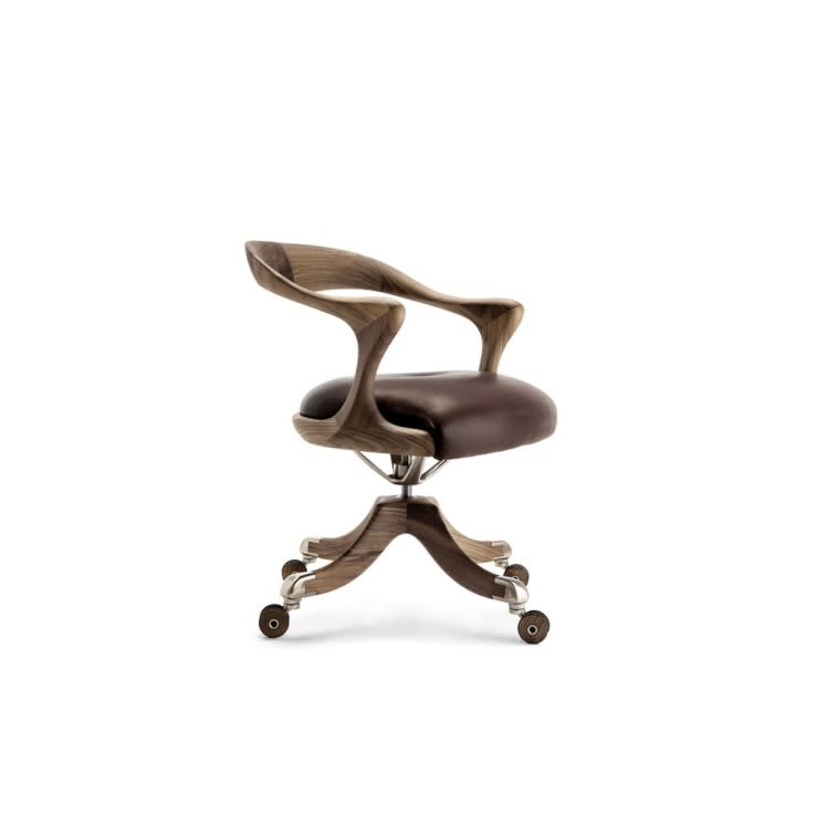 Ceccotti Marlowe office chair with castors