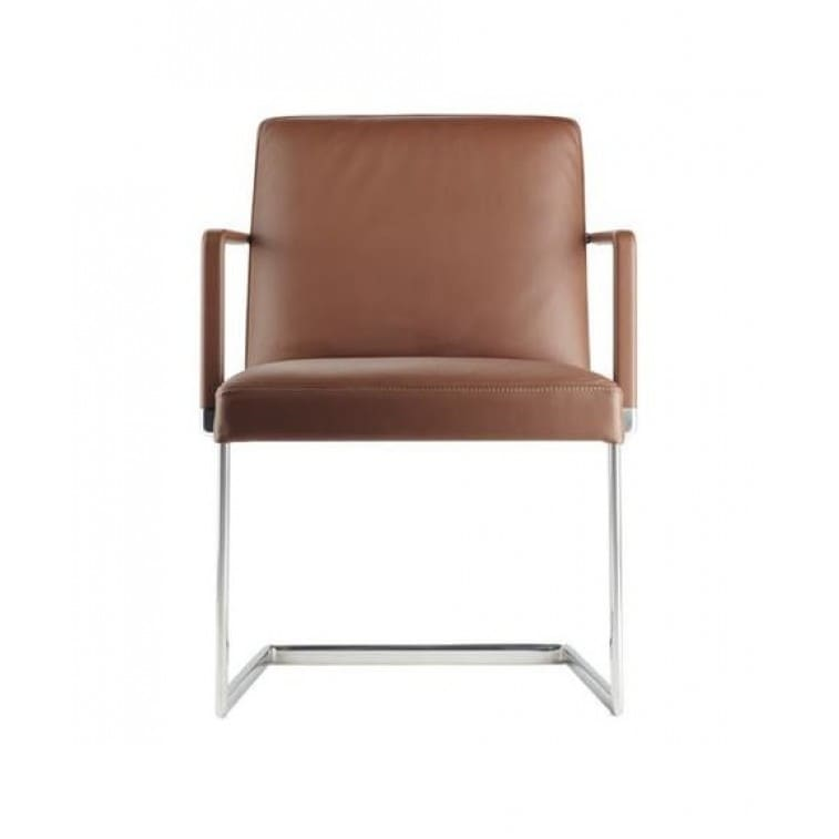 Chancellor Conference-Armchair-Poltrona Frau-Lievore, Altherr & Molina