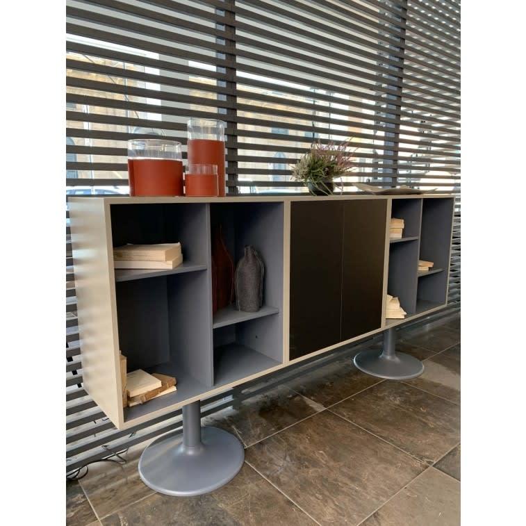 madia contenitore lc20 casiers standard cassina dettagli