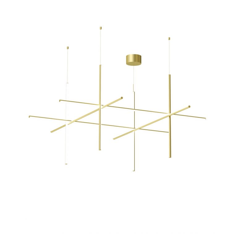 flos coordinates s4 suspension lamp anastassiades