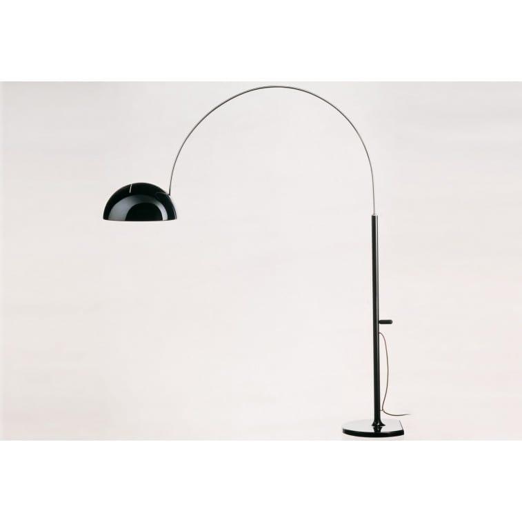 Coupé 3320/R-Floor Lamp-Oluce-Joe Colombo