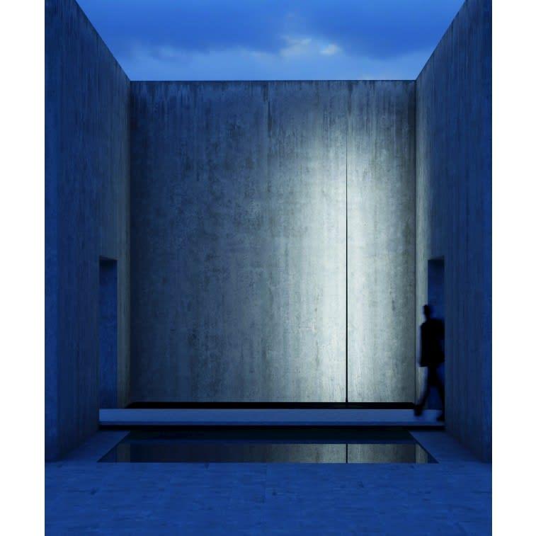 Davide Groppi Origine outdoor floor lamp