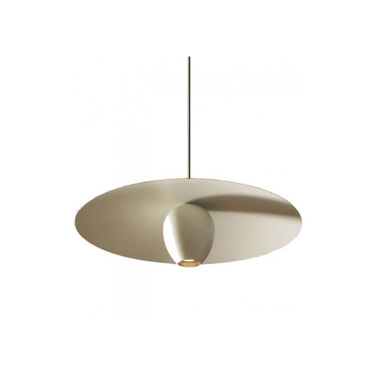 Davide Groppi Ovonelpiatto Suspension Lamp