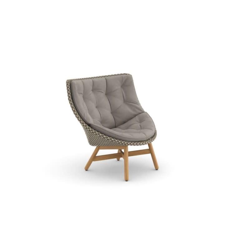 dedon mbrace armchair