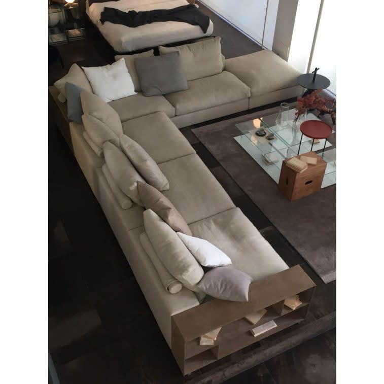 Flexform Groundpiece Sofa