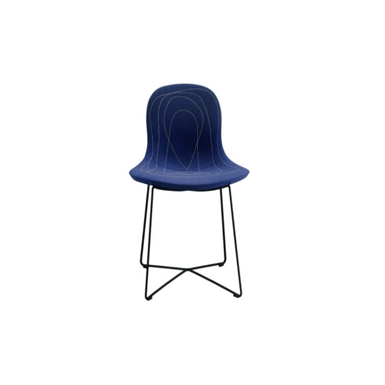 Tacchini Doodle chair clue