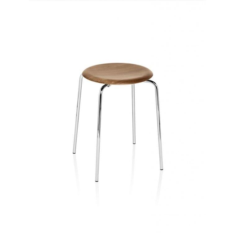 Dot Stool-Stool-Fritz Hansen-Arne Jacobsen
