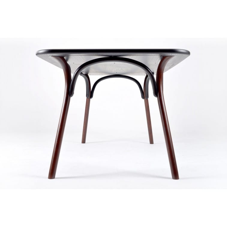 Arch Dinning Table-Table-Gebruder Thonet Vienna-Front