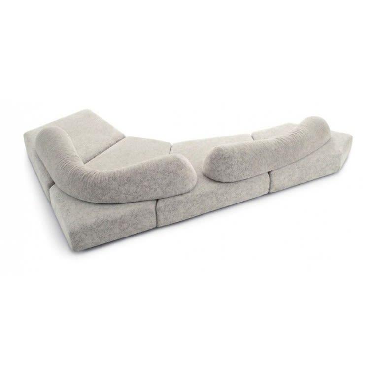 Edra On The Rocks sofa 4 seats