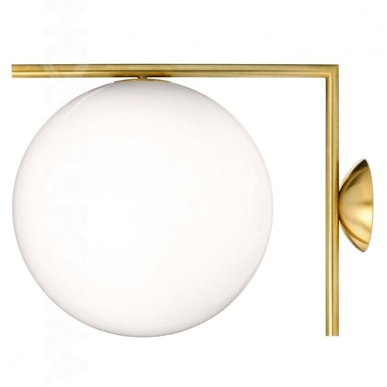 flo ic c/w ceiling lamp