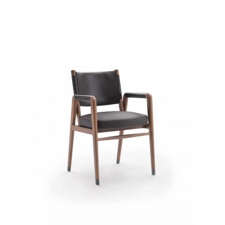 Flexform Ortigia S.H. chair structure