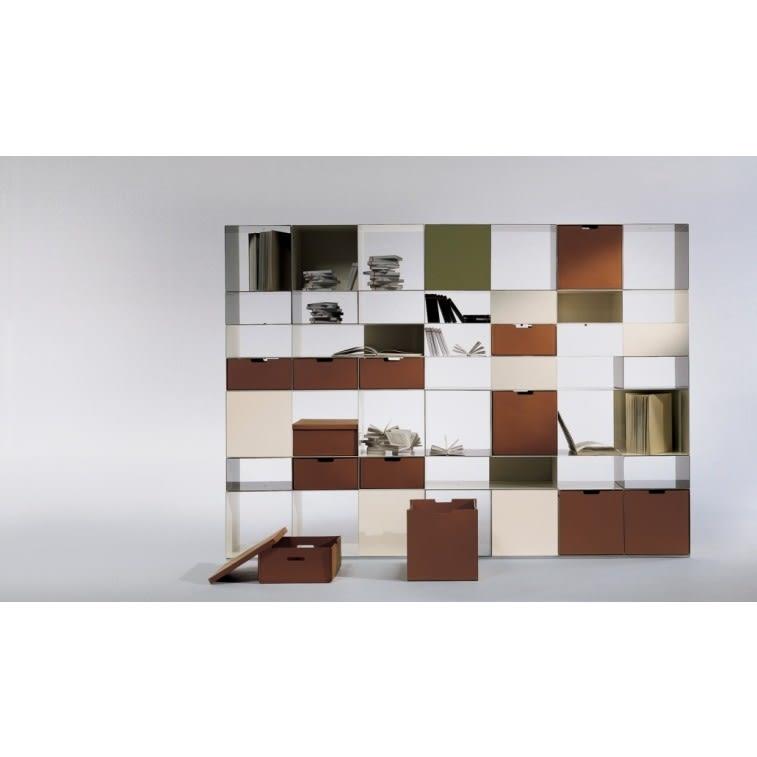 Infinity Flexform Bookcase by Antonio Citterio