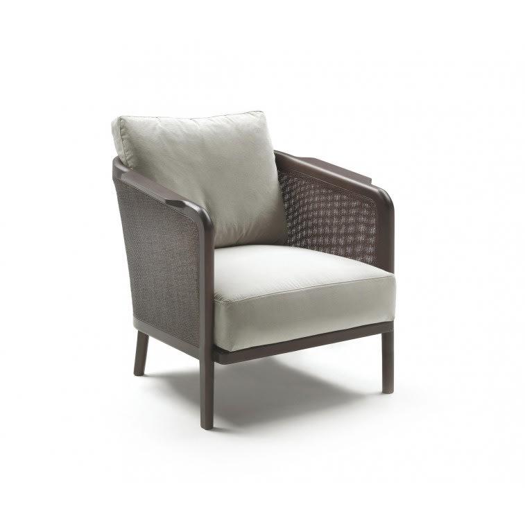 flexform mondo armchair by centro studi flexform