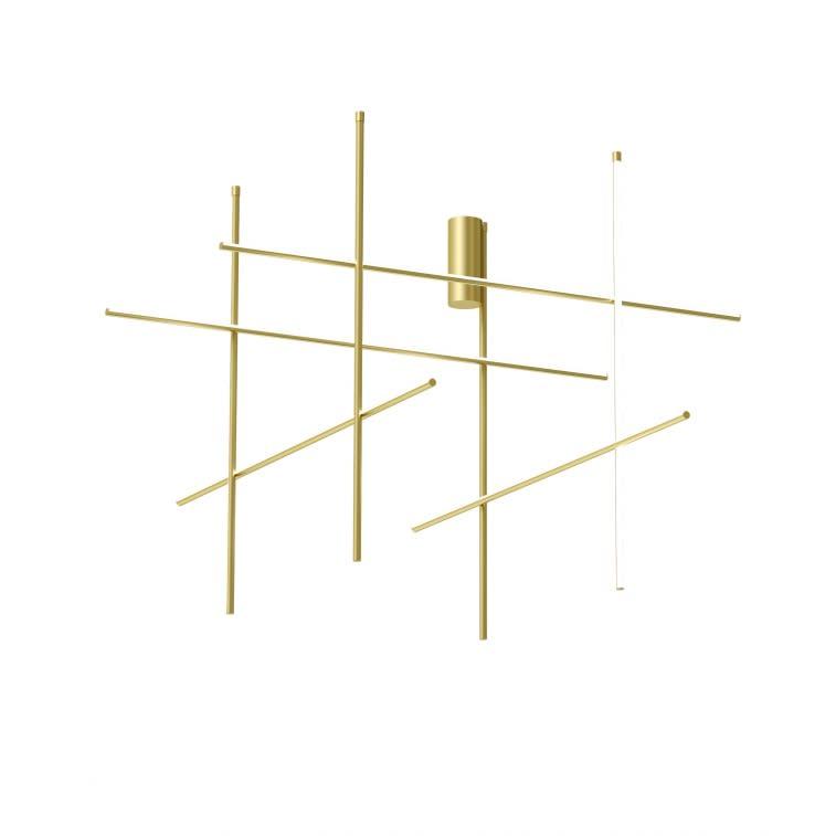 flos coordinates module c ceiling lamp anastassiades