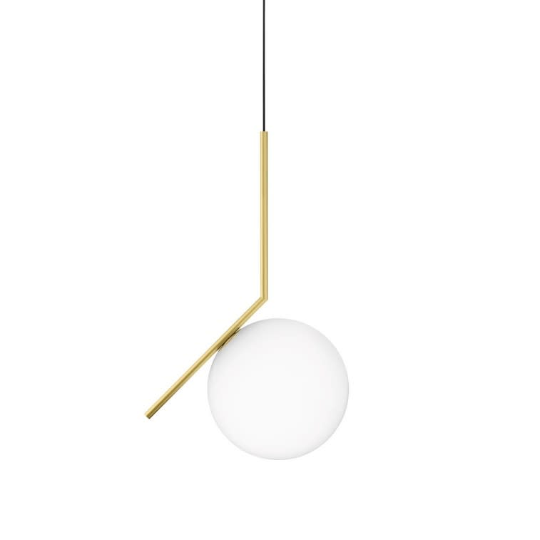 flos ic s2 suspension lamp anastassiades