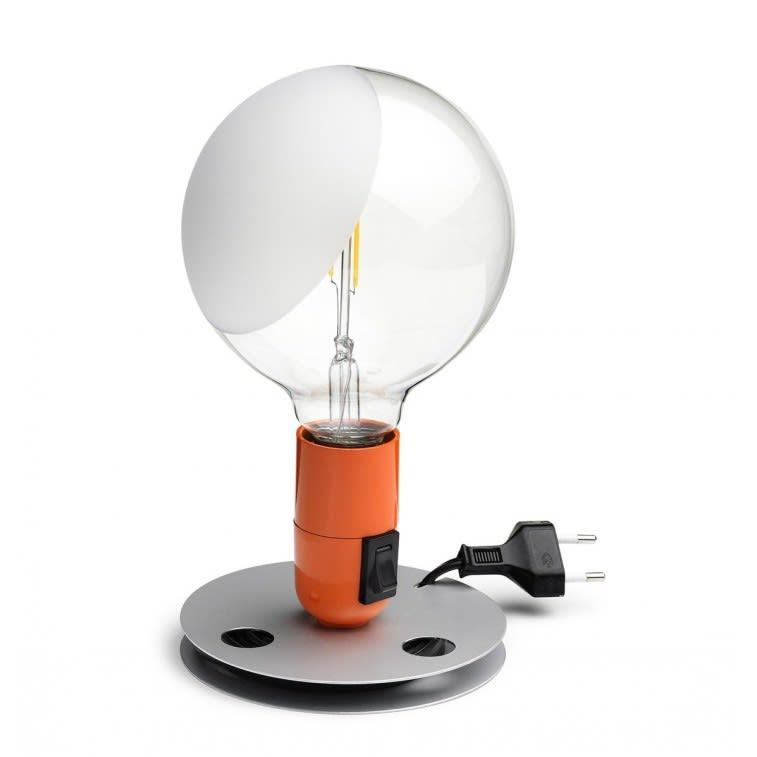 flos lampadina table lamp castiglioni