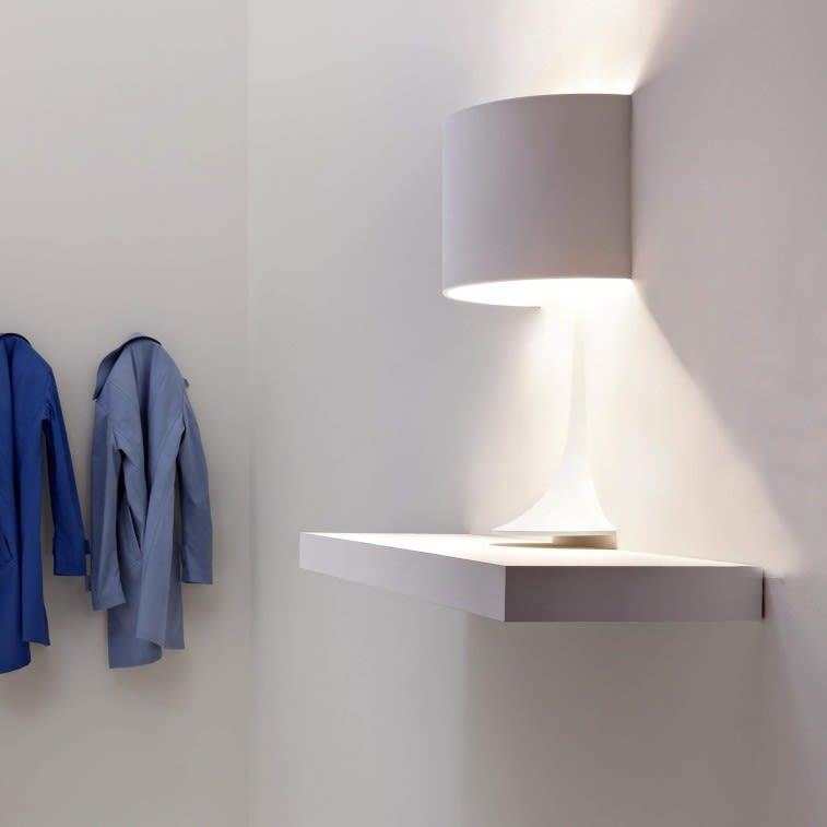 flos soft spun wall lamp wrong