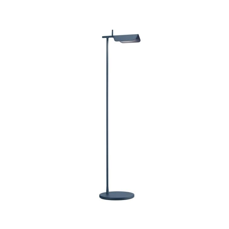 flos tab f floor lamp blue
