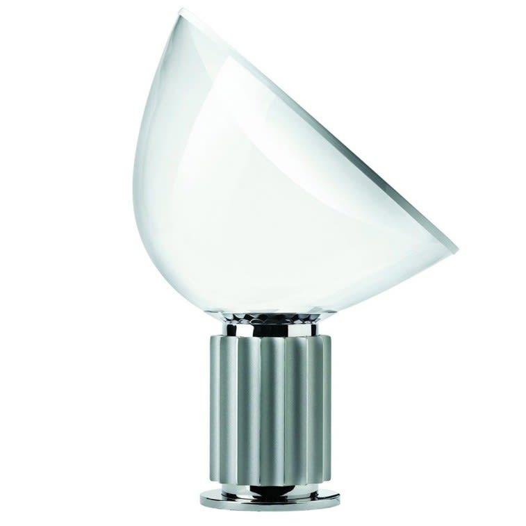 Flos Taccia LED Silver