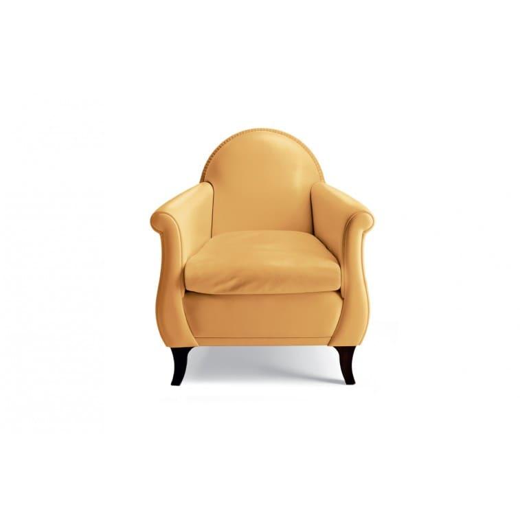Lyra Armchair-Armchair-Poltrona Frau-Renzo Frau