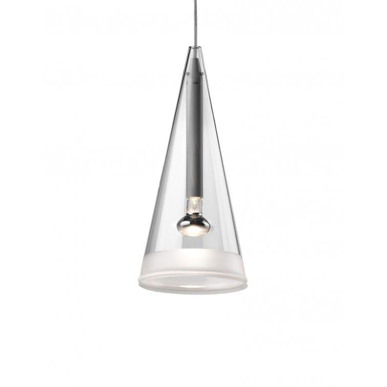 Fucsia 1-Suspension Lamp-Flos-Achille Castiglioni