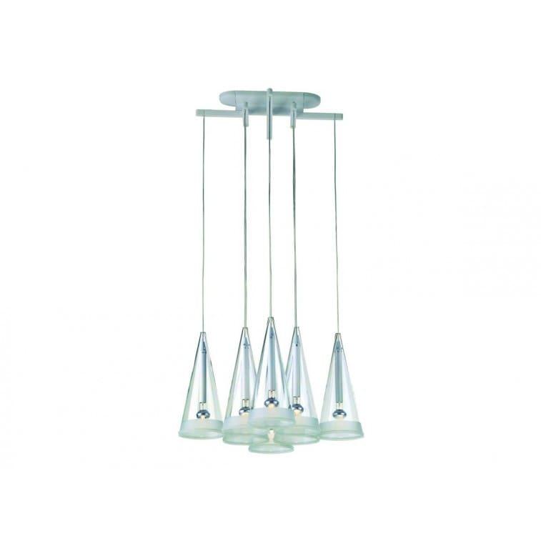 Fucsia 8-Suspension Lamp-Flos-Achille Castiglioni