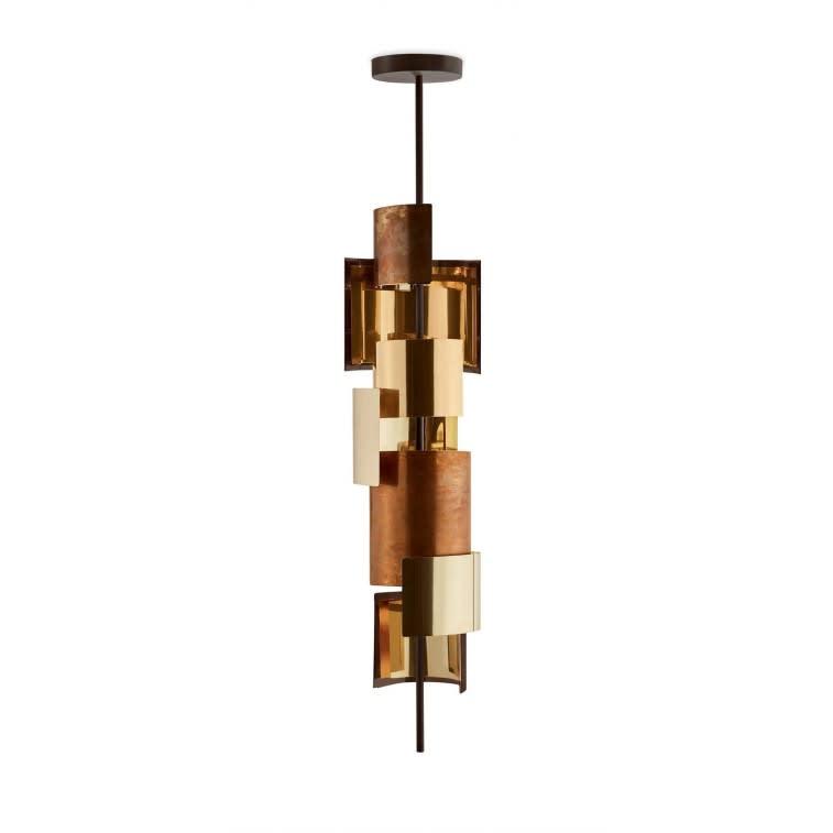 Gallotti&radice Eris suspension lamp