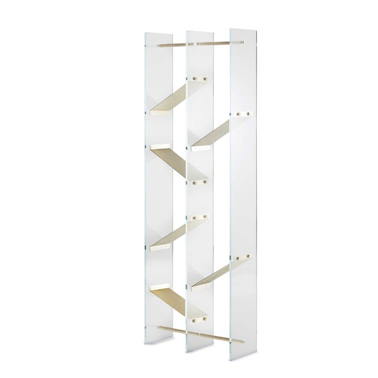 Gallotti&Radice Isola bookcase 61 cm