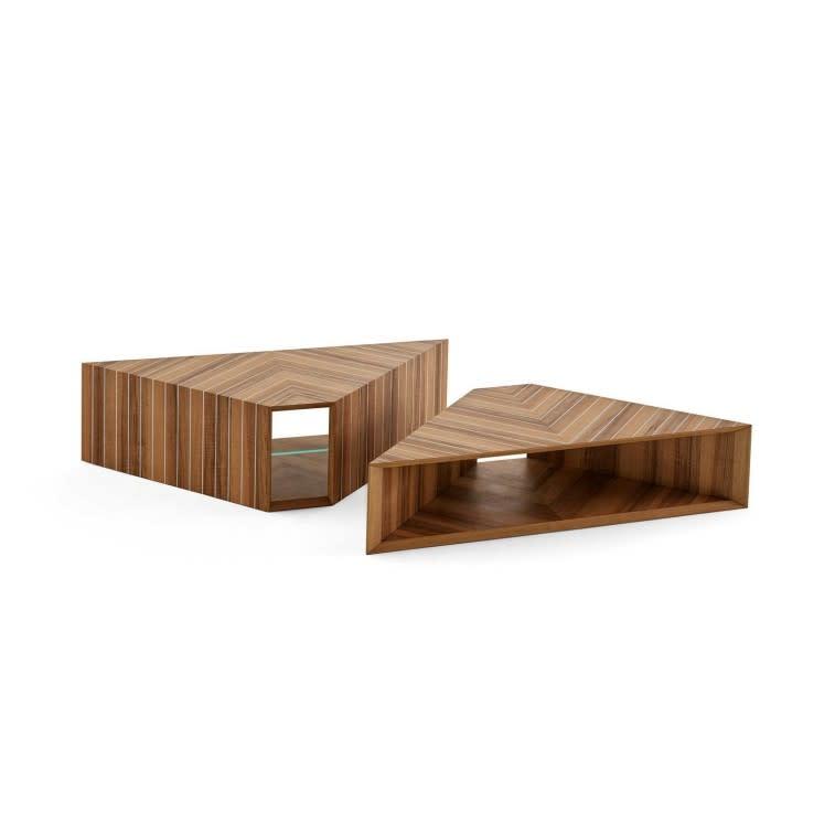 Gallotti&Radice Prism Low coffee table
