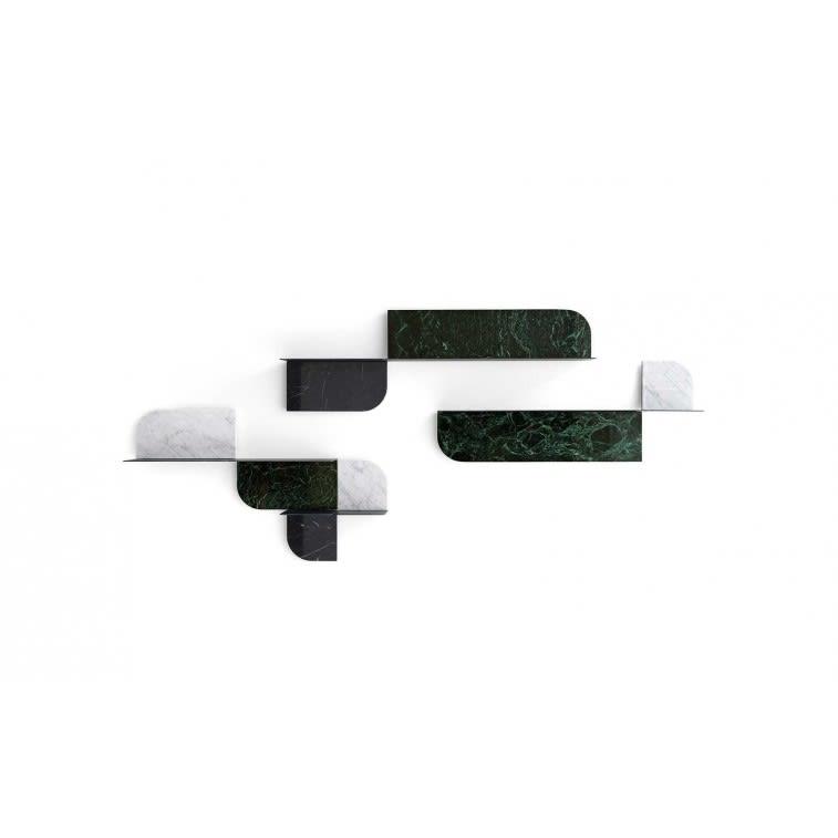 Gallotti&Radice Roundcut shelving system