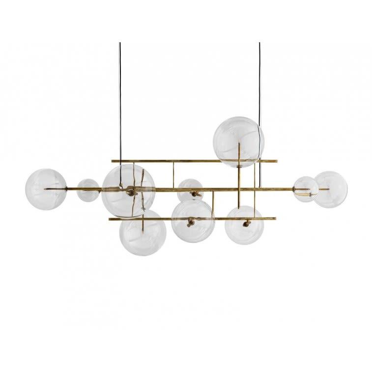 Gallotti&Radice Bolle orizzontale hangin lamp