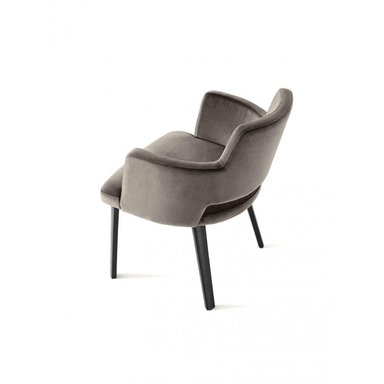 Gallotti&Radice Thea Queen small armchair