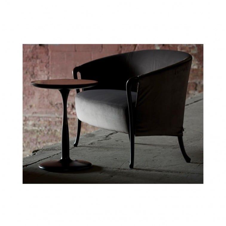 Progetti 63231 Armchair in beech wood-Armchair-Giorgetti-Centro Ricerche Giorgetti