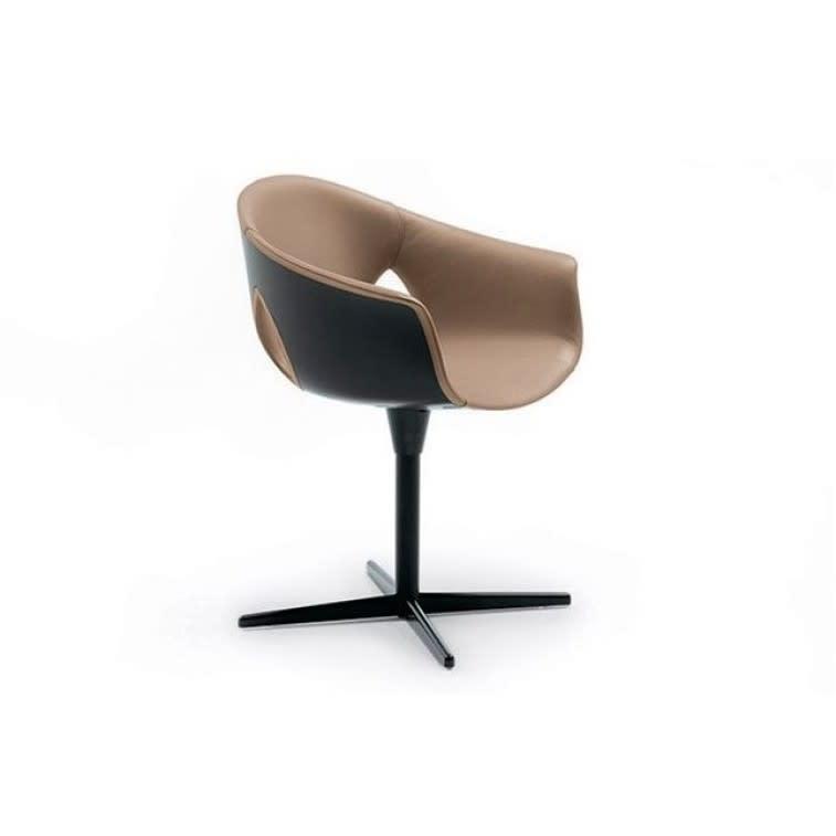 Ginger Ale-Chair-Poltrona Frau-Roberto Lazzeroni