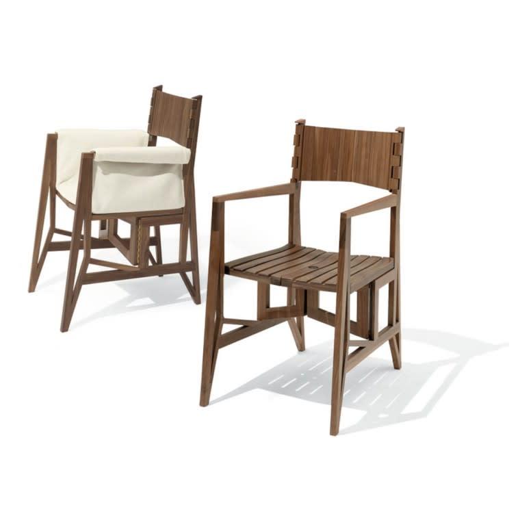 Giorgetti Grand Tour Chair