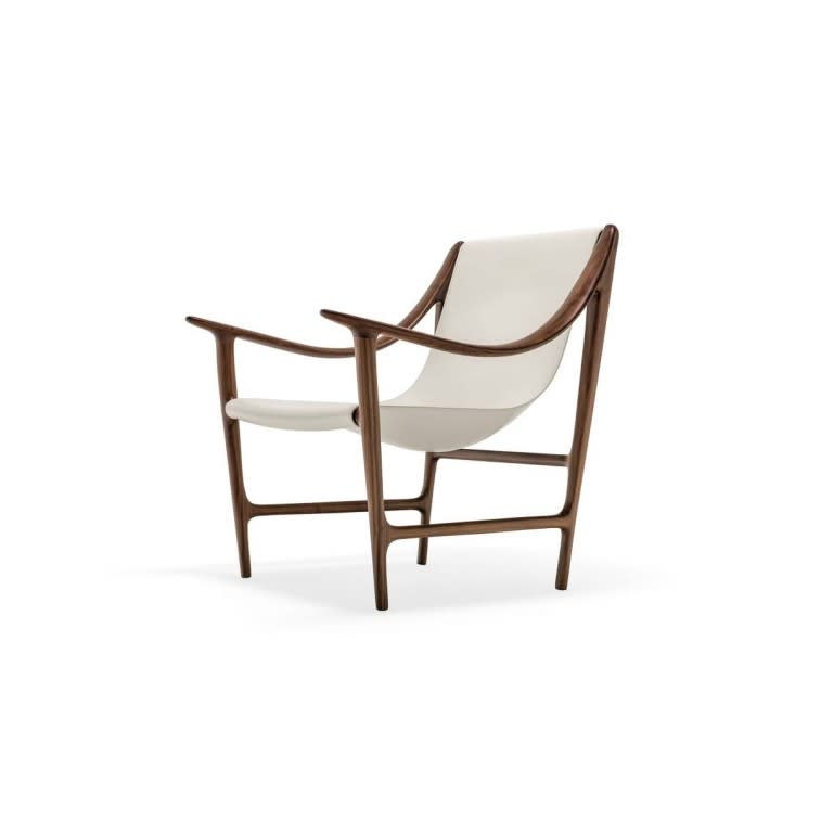 Giorgetti Swing Armchair