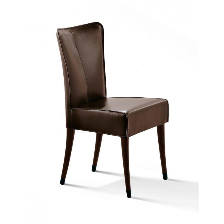 Giorgina Saddle Leather-Chair-Giorgetti-Antonello Mosca