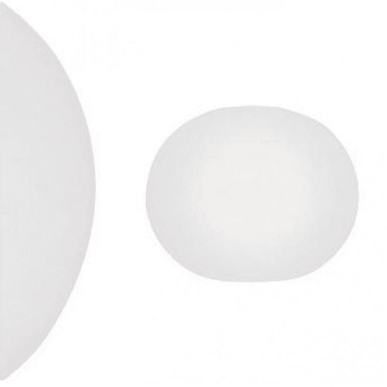 Glo-ball W-Wall Lamp-Flos-Jasper Morrison