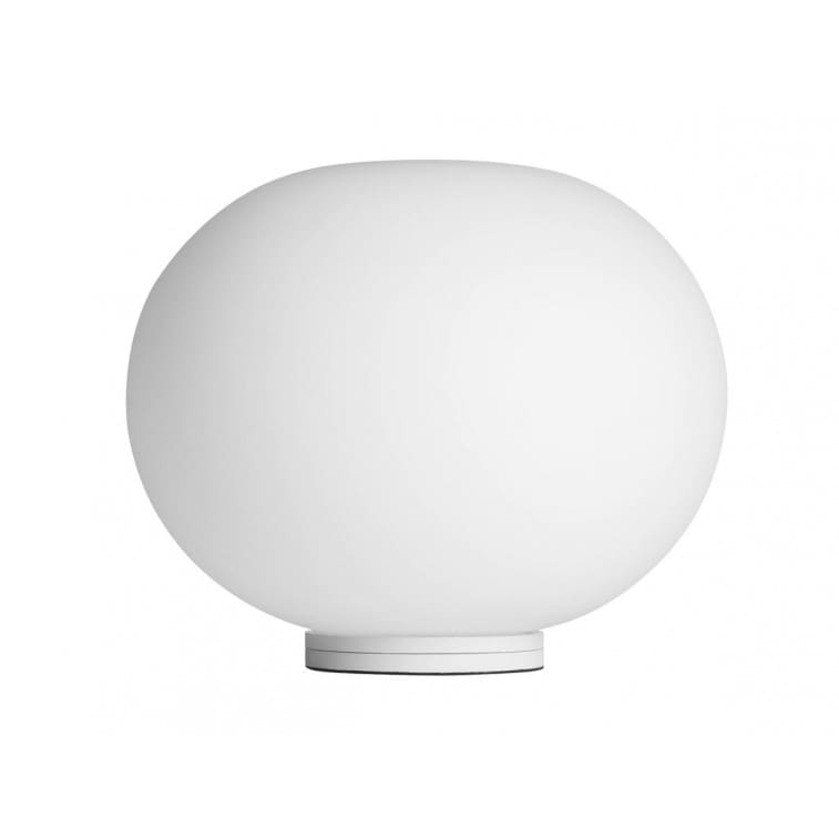 Glo-Ball Basic Zero-Table Lamp-Flos-Jasper Morrison