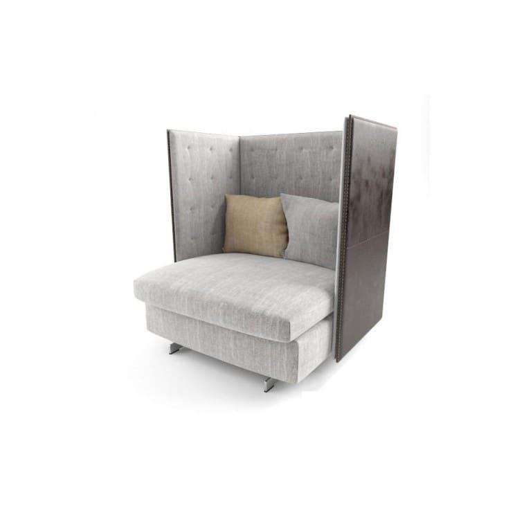 Grantorino HB Large Armchair-Armchair-Poltrona Frau-Jean-Marie Massaud