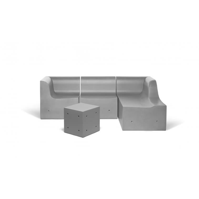 gufram softcrete sofa