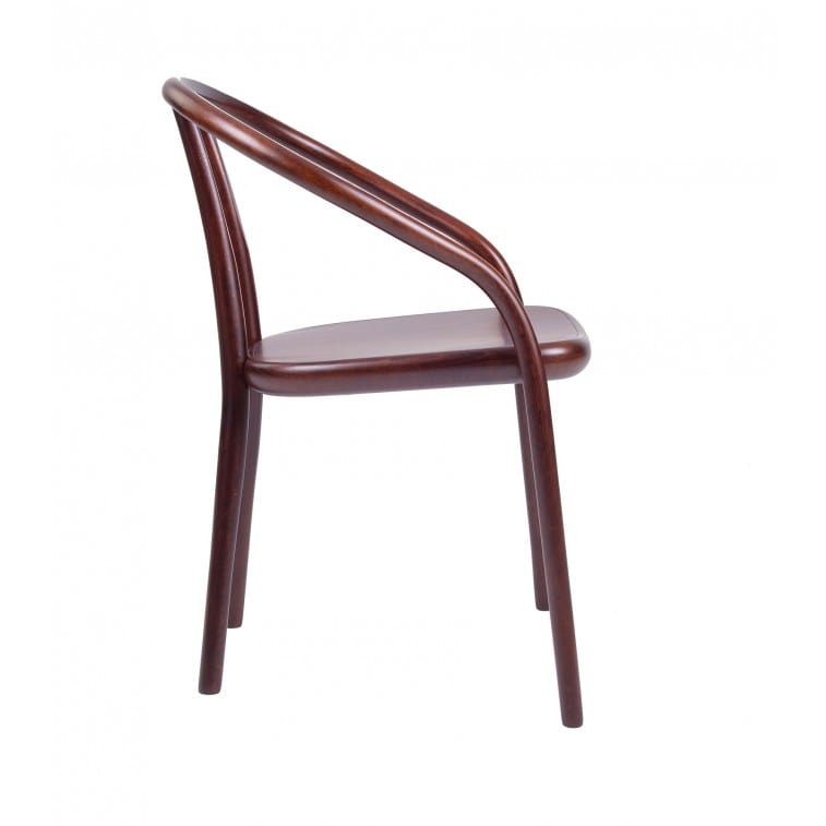 Gustav Armchair Lacqued-Chair-Gebruder Thonet Vienna-Gordon Guillaumier