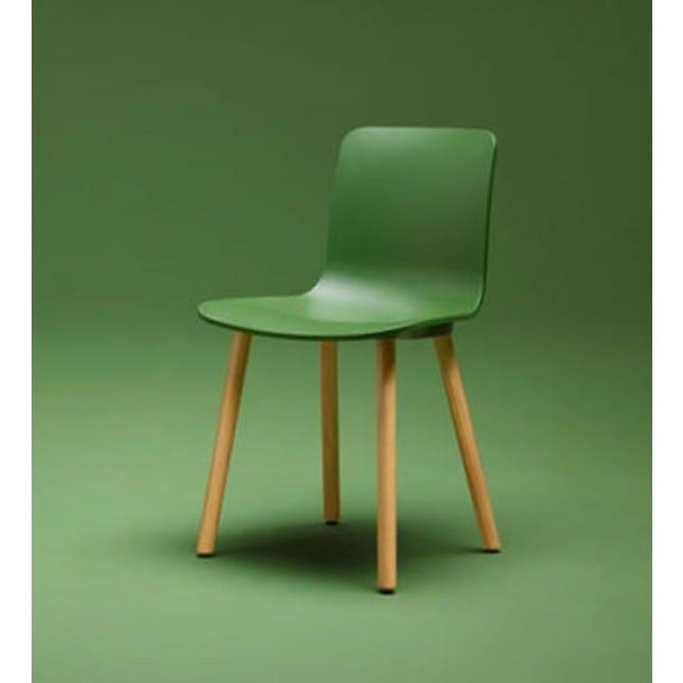 Hal wood-Chair-VItra-Jasper Morrison