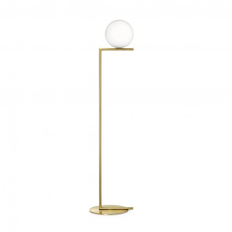 flos ic f1 floor lamp anastassiades